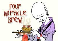 Four Miracles Brew coffee substitute