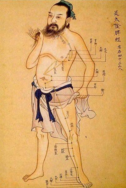Ginseng and Astragalus Combination (bu zhong yi qi tang)